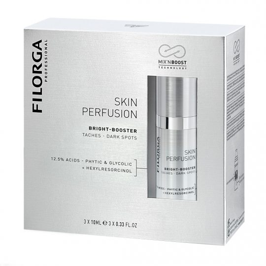SKIN PERFUSION BRIGHT-BOOSTER