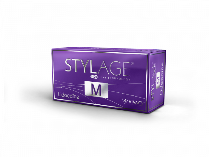 STYLAGE® CLASSIC M Lidocaine 1